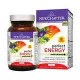 New Chapter Perfect Energy maximális energia multivitamin tabletta
