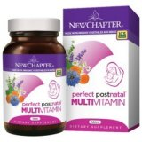 New Chapter Perfect Postnatal multivitamin szoptatós anyukáknak