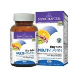 New Chapter Tiny Tabs multivitamin tabletta