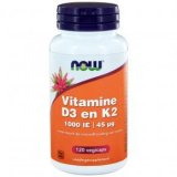 Now D3 és K2 vitamin