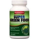 Pharmekal Super Green Food - Alga komplex tabletta