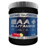 Scitec Nutrition EAA+ Glutamine meggy-lime