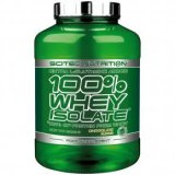 Scitec Nutrition 100% Whey Isolate barack