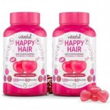 Vitaful Happy Hair hajvitamin gumivitamin DUOPACK