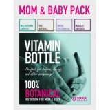 Vitamin Bottle Mom & Baby Pack